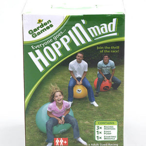 Adult Sized Space Hoppers - Hoppin Mad Garden Game - Gardenbox