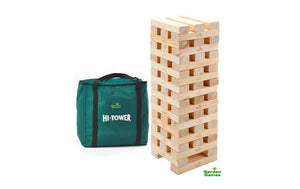 Giant Tower Giant Jenga Style Game - Gardenbox