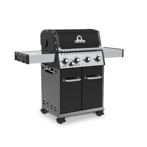 Broil King Baron 440 4 Burner Gas BBQ - Gardenbox