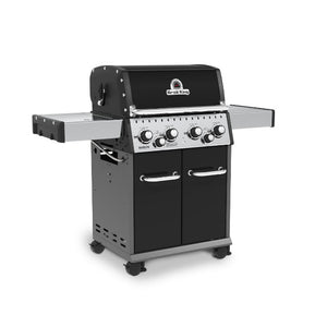 Broil King Baron 490 4 Burner Gas BBQ - Gardenbox