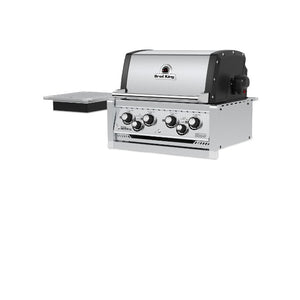 Broil King Imperial 490 4 Burner Built In BBQ Stainless Steel Gas Grill - Gardenbox