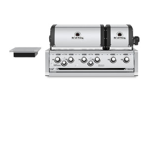 Broil King Imperial XLS 6 Burner Built In Natural Gas BBQ - Gardenbox