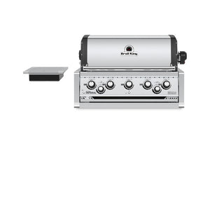 Broil King Imperial 590 5 Burner Built In BBQ Stainless Steel Grill Head - Gardenbox