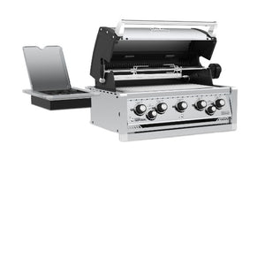 Broil King Imperial 590 5 Burner Built In Natural Gas BBQ - Gardenbox