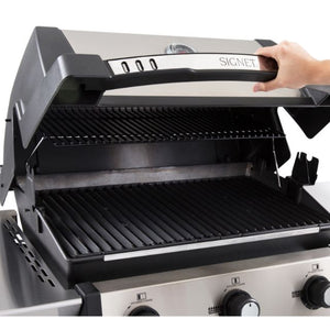 Broil King Signet 390 3 Burner Gas BBQ - Gardenbox
