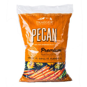 Traeger Pecan Wood Pellets 20LB Bag - Gardenbox