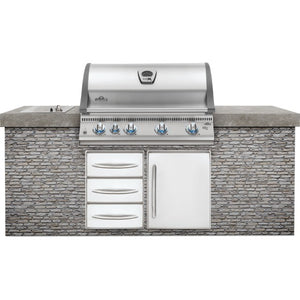 Napoleon LEX605 Built In Gas BBQ