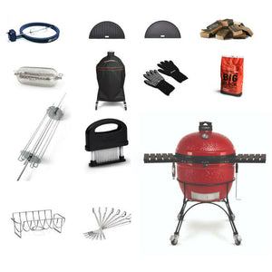 Kamado Joe Big Joe Meat Lovers Bundle - Gardenbox
