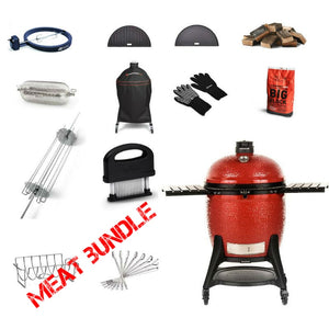 Kamado Joe Big Joe III Meat Lovers Bundle - Gardenbox
