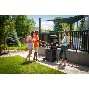 Broil King Monarch 320 3 Burner Gas BBQ - Gardenbox
