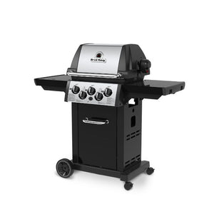 Broil King Monarch 390 3 Burner Gas BBQ - Gardenbox