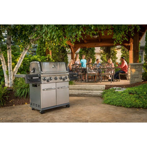 Broil King Regal S590 5 Burner Gas BBQ | Rule of Six Bundle