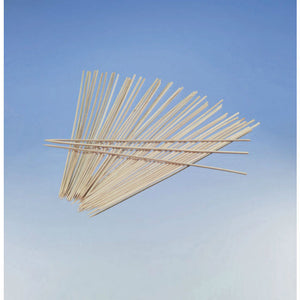 Landmann Bamboo Skewers | Easily make Juicy Kebabs | Pack of 50 - Gardenbox