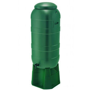Garden Water Barrels and Stand - Ideal Accessory for a Rainwater Collection Kit - Choice of Size - Gardenbox