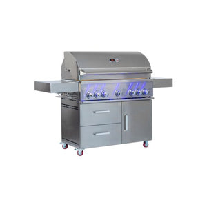 Whistler Bibury 5 Burner Gas Barbecue