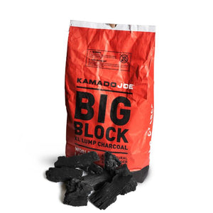 Kamado Joe Big Block Charcoal 2 Bag Bundle - Gardenbox