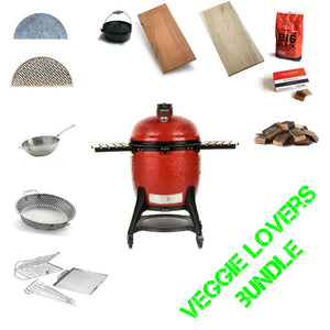 Kamado Joe Big Joe III Veggie Lovers Bundle - Gardenbox