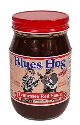 Blues Hog 'Tennessee Red' BBQ Sauce - Gardenbox
