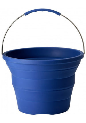 Collapsible Bucket Ideal for Camping - Choice of Colours - Gardenbox