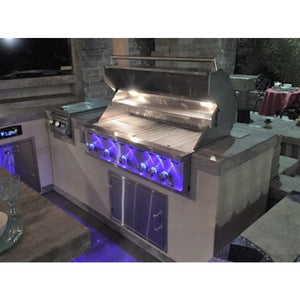 Whistler 4 Built In Gas Barbecue