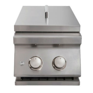 Whistler Burford Built-In Double Side Burner