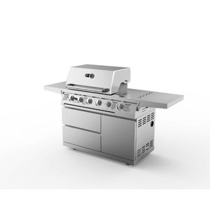 Whistler Cirencester 4 Burner Gas Barbecue