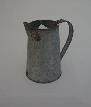 Decorative Rustic Antique Style Indoor Watering Can or Pouring Jug Ideal Wedding Favour - Choice of Sizes - Gardenbox