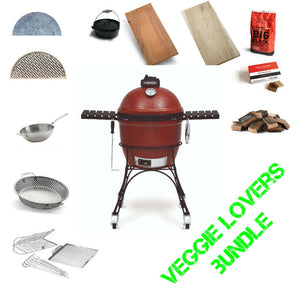 Kamado Joe Classic Veggie Lovers Bundle - Gardenbox