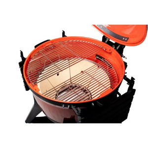 Kamado Joe Kettle Joe Grill Starter Bundle