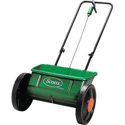 "Scotts 18"" EvenGreen Drop Spreader - Ideal Granular Lawn Care Spreader - Gardenbox"
