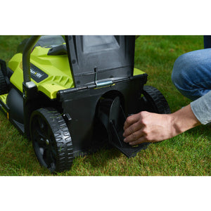 Battery Powered Lawn Mower - 33cm - Gardenbox