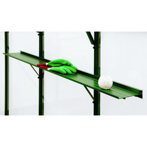 Elite Greenhouses Extruded Shelving Range - Choice of Length & Superb Colours - Gardenbox