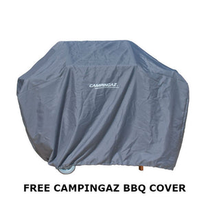 Campingaz 3 Series Classic LS Plus D Gas BBQ Bundle - Gardenbox