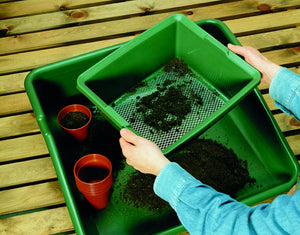 Fine Mesh Sieve - Build the perfect base for Seed - Gardenbox