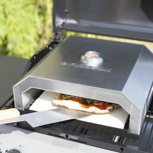 Firebox BBQ Pizza Oven - The Best BBQ Accessory - Gardenbox