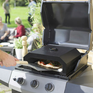 BBQ Pizza Oven - The Best BBQ Accessory - Gardenbox