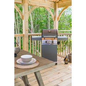 Grillstream Classic 2 Burner Gas Barbecue 2018 Model