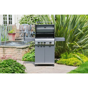 Grillstream Classic 3 Burner Gas Barbecue 2018 Model - Gardenbox