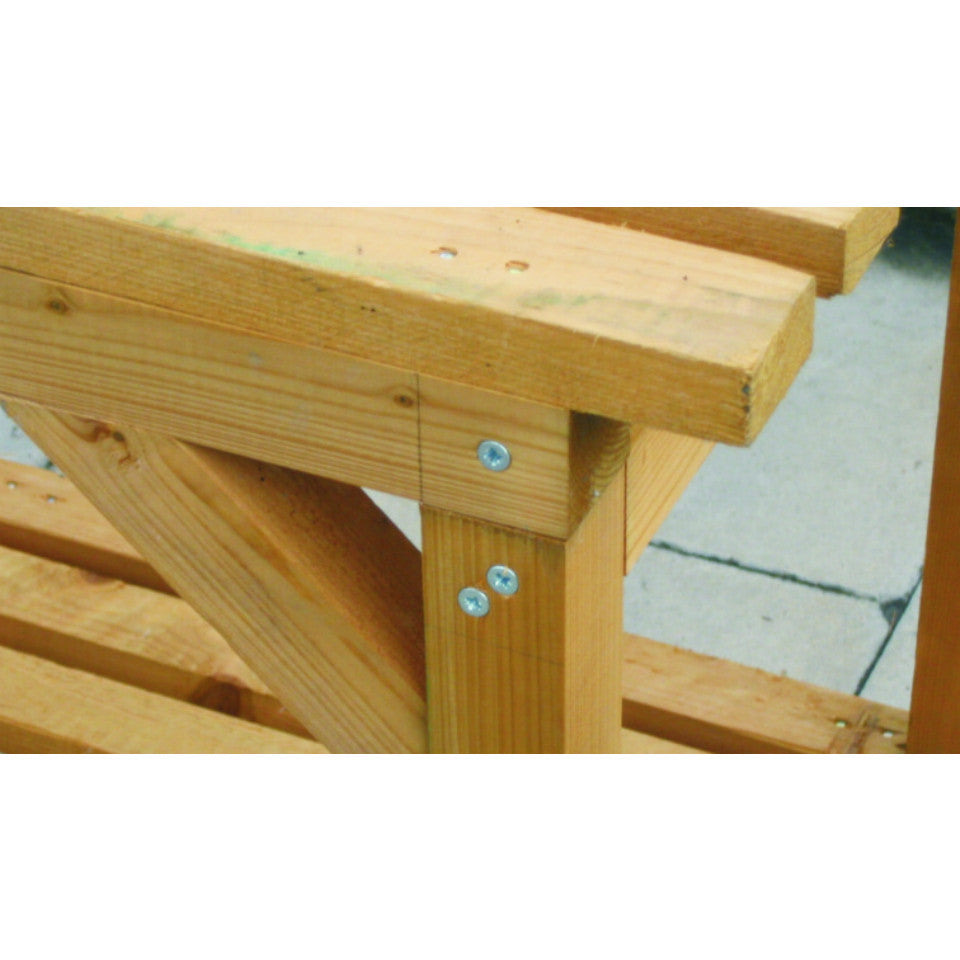 Heavy Duty Wooden Staging Superior Wooden Staging