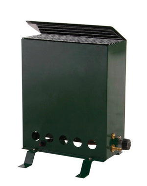 Gas Blue Flame 1.9Kw - Gas Heater for Large Greenhouses - Gardenbox