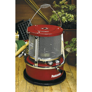 Paraffin Big Red 2.5KW Greenhouse Heater - Affordable Greenhouse or Metal Shed Heater - Gardenbox