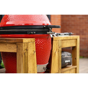 Kamado Joe Classic II Outdoor Kitchen Bundle