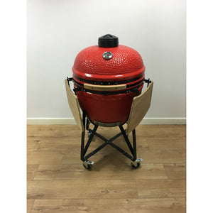 "Kamado XL 25"" Ceramic Big Green Egg Style Barbecue Ultimate Bundle - Gardenbox"