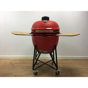 "Kamado XL 25"" Ceramic Big Green Egg Style Barbecue Oven - Gardenbox"