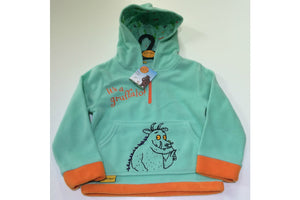 Gruffalo Children's Casual Hooded Fleece - Choice of Size - Gardenbox