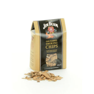 Jim Beam Flavoured Wood Smoking Chips - Gardenbox
