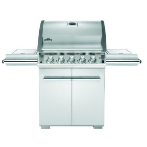 Napoleon LE3 LE485RSIBNSS 3 Burner Natural Gas Barbecue - Gardenbox