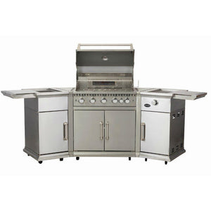 Lifestyle Bahama Island Gas BBQ - With FREE Cover - Gardenbox