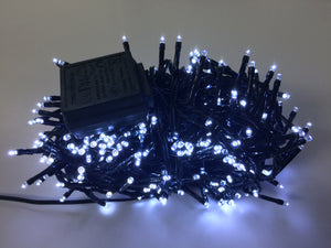 LED Indoor & Outdoor Christmas Or Party Fairy Lights - Choice of Sizes - Gardenbox