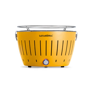 LotusGrill Portable Charcoal BBQ Portable Grill Kettle BBQ Camping Barbecue - Gardenbox